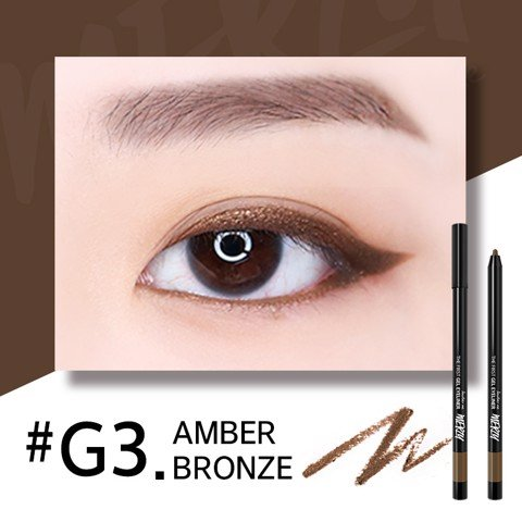 Chì Kẻ Mắt Merzy Another Me The First Gel Eyeliner #G3