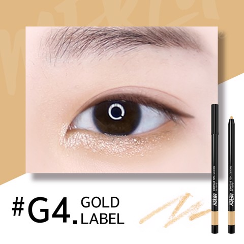 Chì Kẻ Mắt Merzy Another Me The First Gel Eyeliner #G4