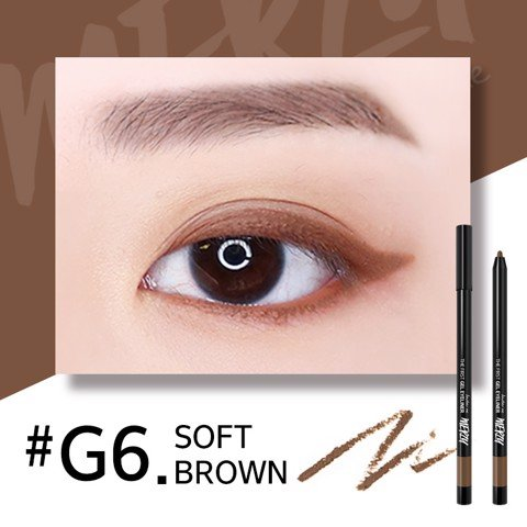 Chì Kẻ Mắt Merzy Another Me The First Gel Eyeliner #G6
