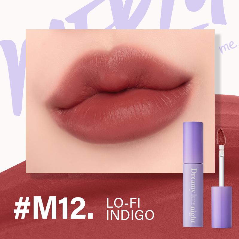 Merzy Dreamy Late Night Mellow Tint #M12 – MERZY VIỆT NAM