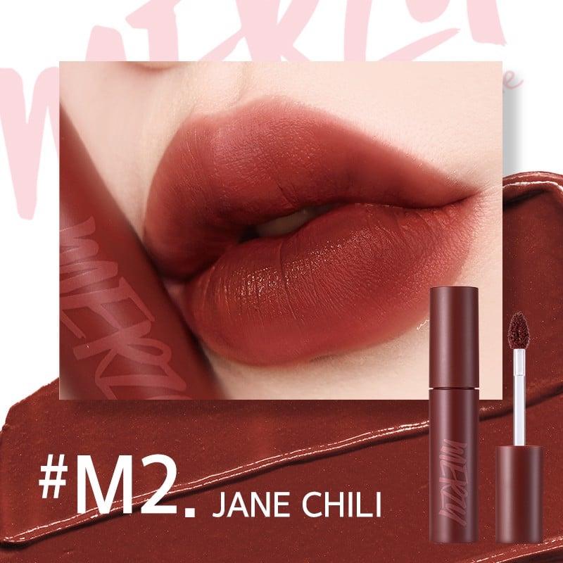 Merzy Bite The Beat Mellow Tint #M2 JANE CHILI – MERZY VIỆT NAM