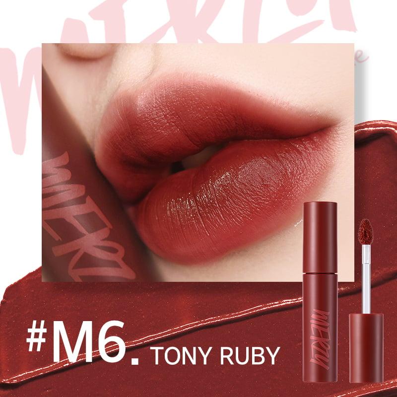 Merzy Bite The Beat Mellow Tint #M6 Tony Ruby – MERZY VIỆT NAM