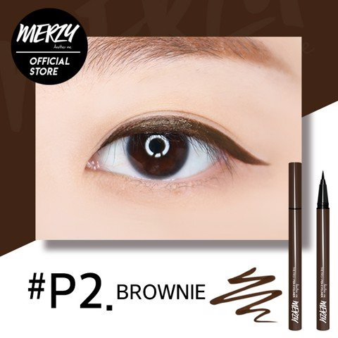 Bút Kẻ Mắt Nước Merzy Another Me The First Pen Eyeliner #P2