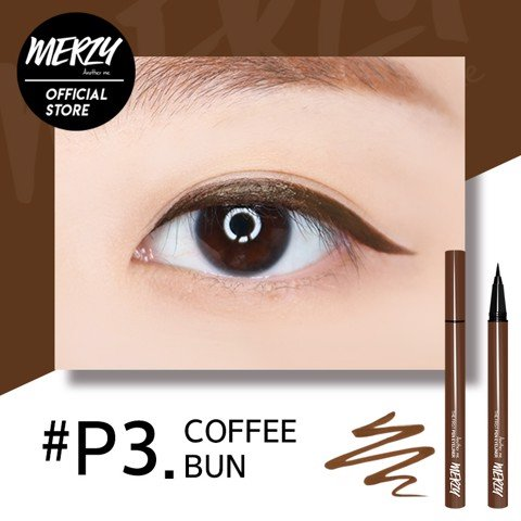 Bút Kẻ Mắt Nước Merzy Another Me The First Pen Eyeliner #P3