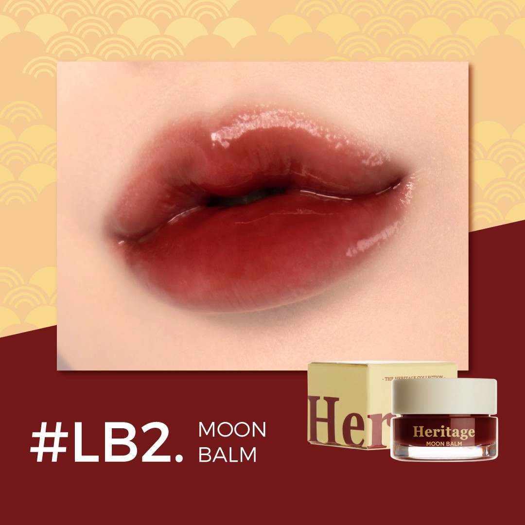 (New) Son Dưỡng Merzy The Heritage All Day Lip Care #LB2