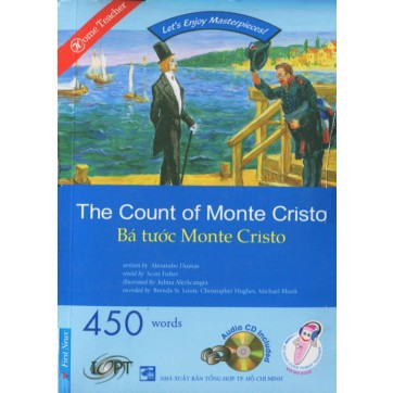 Let's Enjoy Masterpieces - The Count Of Mote Cristo + CD