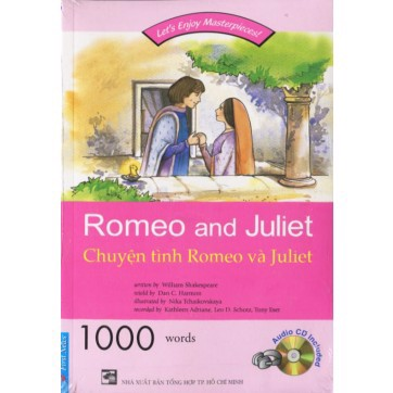 Let's Enjoy Masterpieces - Romeo And Juliet + CD