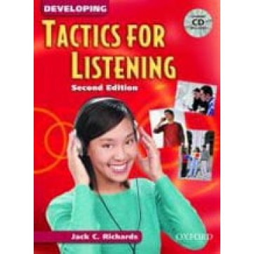Tactics For Listening (2Nd Ed) Developing: Student Book With Cd Pack