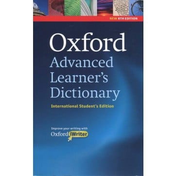 Oxford Advanced Leaner's Dictionary 8th Edition : International Student's Edition with CD-ROM