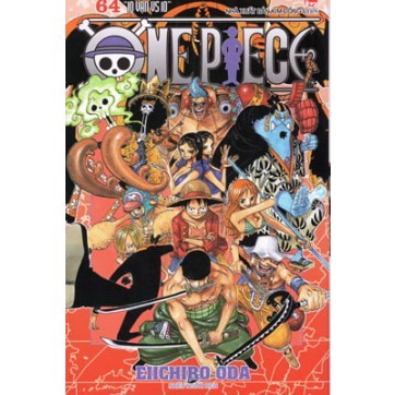 One Piece (2016) - Tập 64