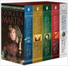 A Game of Thrones 5-Book Boxed Set - Song of Ice and Fire series