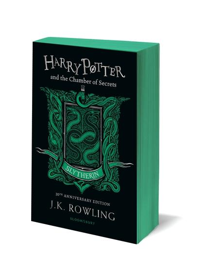 Mua Cá Chép - Harry Potter and the Chamber of Secrets – Slytherin Edition