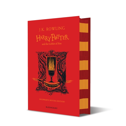 Mua Cá Chép - Harry Potter and the Goblet of Fire – Gryffindor Edition