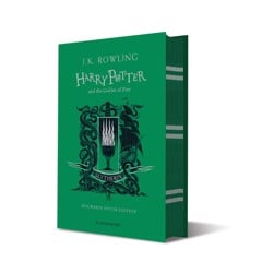 Harry Potter and the Goblet of Fire – Slytherin Edition