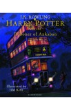Harry Potter And The Prisoner Of Azkaban: Illustrated Edition (Harry Potter, Book 3)