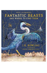 Harry Potter: Fantastic Beasts And Where To Find Them : Illustrated Edition