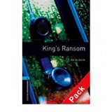 Oxford Bookworms Library: Stage 5: King's Ransom Audio CD Pack: 1800 Headwords