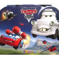 Disney Pixar/Cars Toons My Little Library