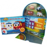 Rescue Squad Mini Busy Book
