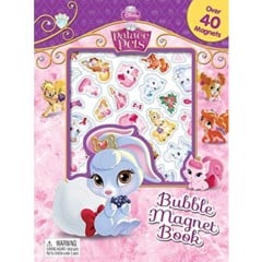 Disney Palace Pets Bubble Magnet Book