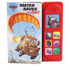 (Disney Pixar Cars: Mater Saves the Day) By Children's Books (Author) Hardcover on (Apr , 2011)