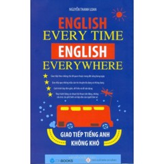 English Every Time, English Everywhere