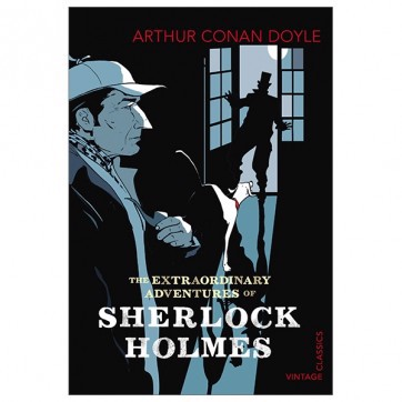 The Extraordinary Adventures Of Sherlock Holmes (Vintage Childrens Classics)