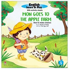 English Learn & Play 1: Mon Goes To The Apple Farm - How To Make Choices