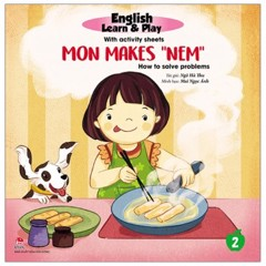 "English Learn & Play 2: Mon Makes ""Nem"" - How To Solve Problems"