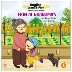 English Learn & Play 5: Mon At Grandma'S - How To Sort Things