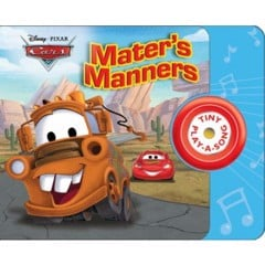 Cars: Mater's Manners