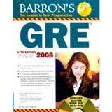 Barron's Gre 17th Edition (Kèm CD)