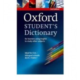 Oxford Student's Dictionary: For Learners Using English to Study Other Subjects