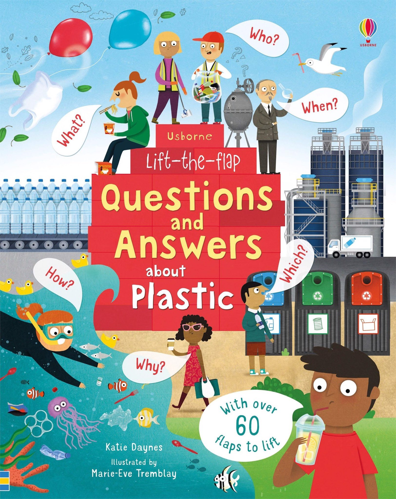 Cá Chép - Lift-the-Flap Questions and Answers about Plastic