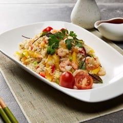 SHRIMP & MANGO FRIED RICE