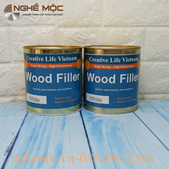WOOD FILLER lọ 800g