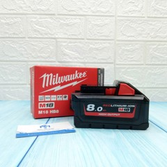 Pin Milwaukee 18V 8.0Ah