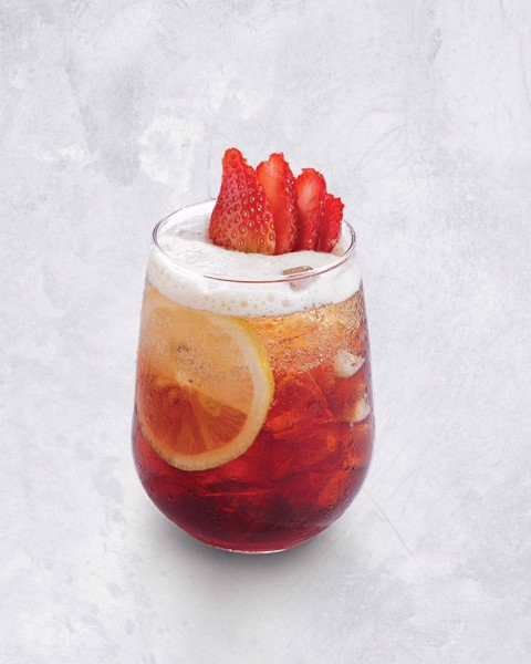 Strawberry Toni Cold Brew