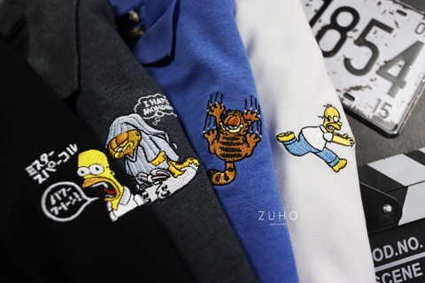 Polo ZR Simpson