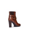 Giày Boots Nữ Geox D Annya H. E Smo.Lea Brown - Aw18