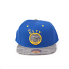 NÓN M&N MOTION SNAPBACK (INTL036) - ROYAL/YELLOW