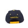 NÓN M&N TEAM ARCH SNAPBACK (NA80Z) - BLACK/ YELLOW