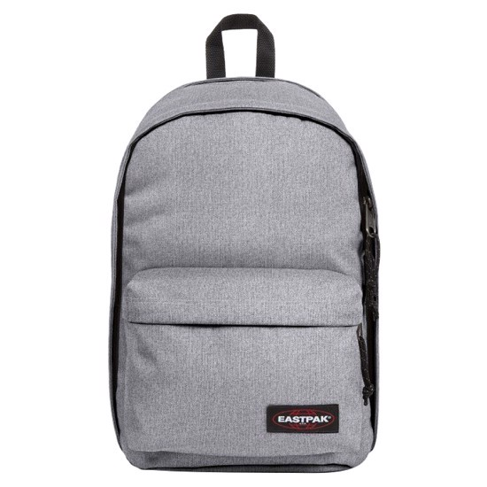 EASTPAK BACK TO WORK (EK936363) SUNDAY GREY (43 x 29.5 x 25cm) - AW17