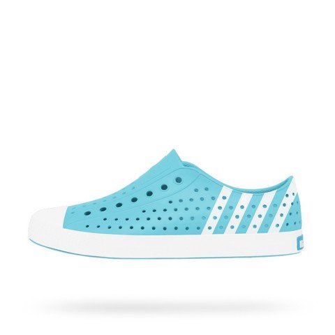 34.5 / SURFER BLUE/ SHELL WHITE/ SHELL STRIPE