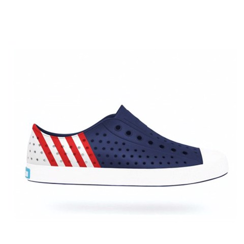 37 / REGATTA BLUE/ SHELL WHITE/ STRIPEBLOC