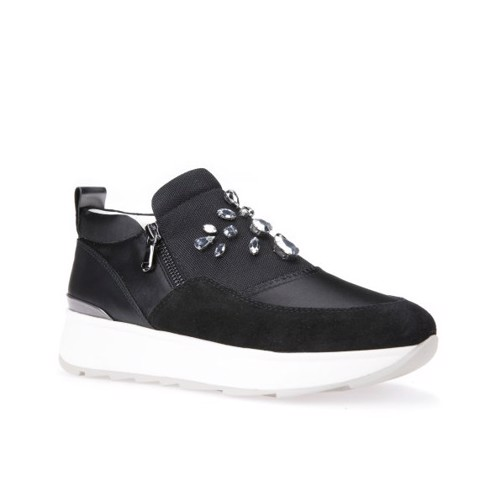 Giày Sneakers Nữ GEOX D Gendry A