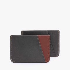 BELLROY MICRO SLEEVE WALLET - CHARCOAL- AW17