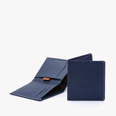 BELLROY NOTE SLEEVE WALLET - BLUESTEEL- AW17