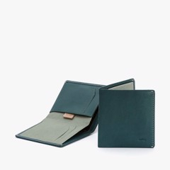 BELLROY NOTE SLEEVE WALLET - TEAL- AW17