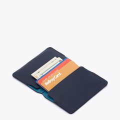BELLROY CARD HOLDER - BLUESTEEL- AW17